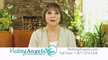 Visiting Angels TV Spot, 'Personal Home Care' Featuring Cindy Willliams - Thumbnail 4