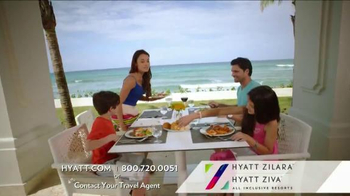 Hyatt Zilara and Ziva TV Spot, \'Evolution\'
