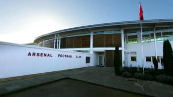 PUMA TV Spot, 'Arsenal F.C.' Featuring Olivier Giroud, Santi Cazorla - Thumbnail 1
