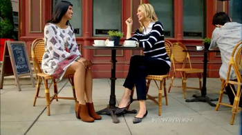 Ross Shoe Event TV Spot, 'Step Into Savings' - 42 commercial airings