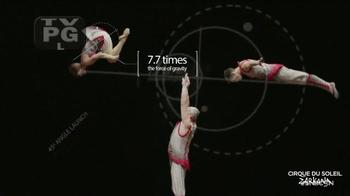 Cirque du Soleil Zarkana TV Spot, 'Celebration' - Thumbnail 3
