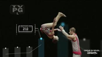 Cirque du Soleil Zarkana TV Spot, 'Celebration' - Thumbnail 4