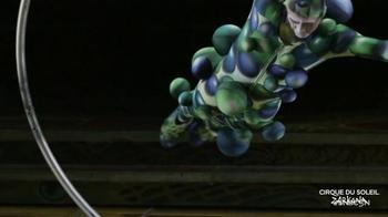 Cirque du Soleil Zarkana TV Spot, 'Celebration' - Thumbnail 7