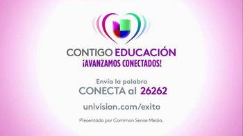 Univision Contigo TV Spot, 'Avanzamos Conectados' [Spanish] - Thumbnail 9