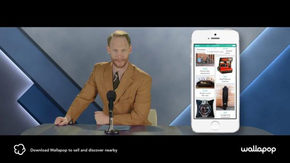 Wallapop TV Commercial, 'What Do You Choose?'