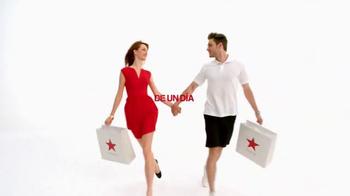 Macy's La Venta de Sábado TV Spot, 'Ropa y electrodomésticos' [Spanish] - Thumbnail 8