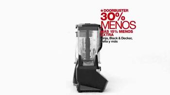Macy's La Venta de Sábado TV Spot, 'Ropa y electrodomésticos' [Spanish] - Thumbnail 7