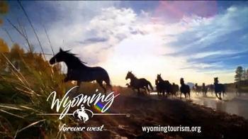 Wyoming Tourism TV Spot, 'Borders and Boundaries' - Thumbnail 5
