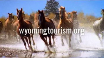 Wyoming Tourism TV Spot, 'Borders and Boundaries'