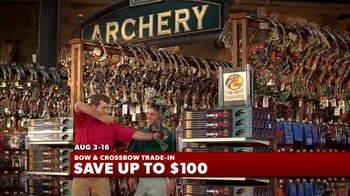 Bass Pro Shops Archery Sale TV Spot, 'Bow and Crossbow Trade-In' - Thumbnail 6
