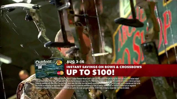 Bass Pro Shops Archery Sale TV Spot, 'Bow and Crossbow Trade-In' - Thumbnail 7