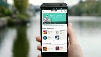 Amazon TV Spot, 'Daily Paid App' - Thumbnail 3