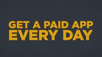 Amazon TV Spot, 'Daily Paid App' - Thumbnail 7