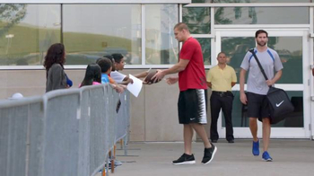 Kids Foot Locker TV Spot, 'Grown Up' Featuring Rob Gronkowski - Thumbnail 1