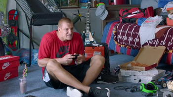 Kids Foot Locker TV Spot, 'Grown Up' Featuring Rob Gronkowski - 175 commercial airings