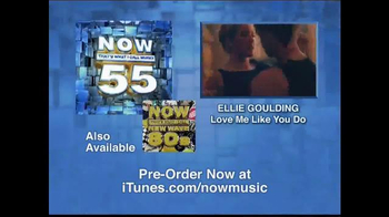 Now That's What I Call Music 55 TV Spot - Thumbnail 4
