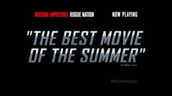 Mission: Impossible - Rogue Nation - Alternate Trailer 53