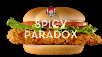 Wendy\'s Spicy Chicken Sandwich TV Spot, \'Don\'t Think About It\'
