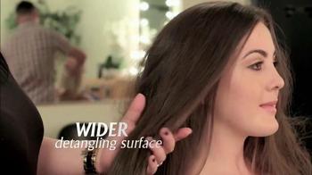 Michel Mercier No Tangle Brush Pro TV Spot, 'Detangle Stubborn Hair' - Thumbnail 3