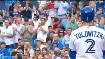 Major League Baseball TV Spot, '#THIS: Tulo Makes Great First Impression' - 9 commercial airings
