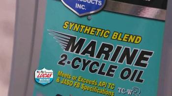 Lucas Marine Products TV Spot, 'Optimal Performance' - Thumbnail 4