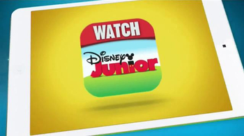 WATCH Disney Junior App TV Spot, \'Shows, Games and More\'