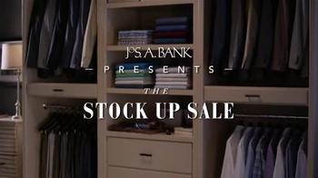 JoS. A. Bank Stock Up Sale TV Spot, 'Mix and Match Suits' - Thumbnail 1