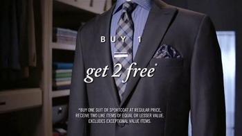 JoS. A. Bank Stock Up Sale TV Spot, 'Mix and Match Suits' - Thumbnail 2