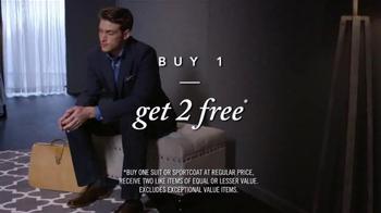 JoS. A. Bank Stock Up Sale TV Spot, 'Mix and Match Suits' - Thumbnail 3