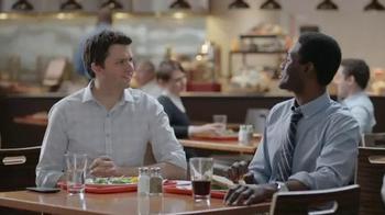 National Fantasy Football TV Spot, 'Friends Don't Small Talk: Cafeteria' - Thumbnail 1