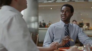 National Fantasy Football TV Spot, 'Friends Don't Small Talk: Cafeteria'