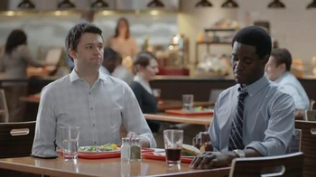 National Fantasy Football TV Spot, 'Friends Don't Small Talk: Cafeteria' - Thumbnail 3