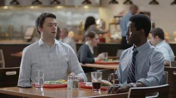 National Fantasy Football TV Spot, 'Friends Don't Small Talk: Cafeteria' - Thumbnail 4