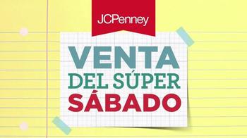 JCPenney La Venta del Súper Sábado TV Spot, 'Arizona Jeans' [Spanish] - Thumbnail 1