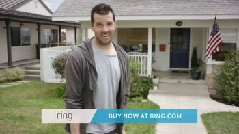 Ring Wi-Fi Video Doorbell TV Spot, 'Always Home' - 644 commercial airings