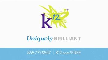 K12 TV Spot, 'Uniquely Brilliant' - Thumbnail 10