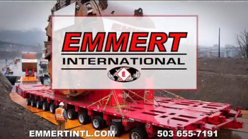 Emmert International TV Spot, 'Uncompromising Projects' - Thumbnail 6
