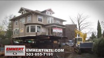Emmert International TV Spot, 'Uncompromising Projects' - Thumbnail 2