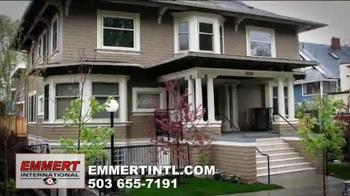Emmert International TV Spot, 'Uncompromising Projects' - Thumbnail 3