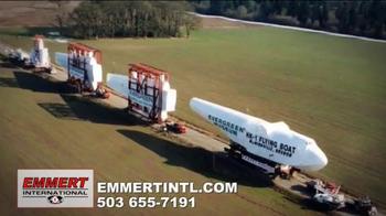 Emmert International TV Spot, 'Uncompromising Projects' - Thumbnail 4