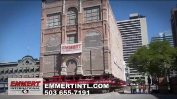 Emmert International TV Spot, 'Uncompromising Projects' - Thumbnail 5