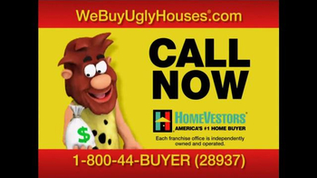 HomeVestors TV Spot, \'Dime\'