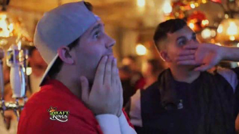 DraftKings Fantasy Football TV Spot, 'Real People, Real Winnings' - Thumbnail 1