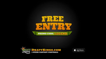 DraftKings Fantasy Football TV Spot, 'Real People, Real Winnings' - Thumbnail 5