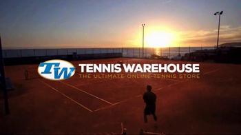 Tennis Warehouse TV Spot, 'Dawn to Dusk' - Thumbnail 7