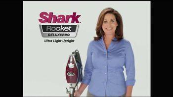 Shark Rocket DeluxePro TV Spot, 'Better Than Dyson'