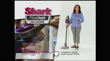 Shark Rocket DeluxePro TV Spot, 'Better Than Dyson' - Thumbnail 3