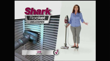 Shark Rocket DeluxePro TV Spot, 'Better Than Dyson' - Thumbnail 5