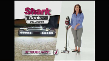 Shark Rocket DeluxePro TV Spot, 'Better Than Dyson' - Thumbnail 6
