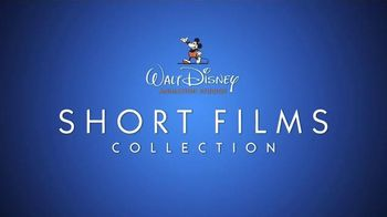 Walt Disney Animation Studios Short Films Collection Blu-ray TV Spot - 135 commercial airings